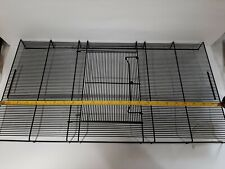 Exo Terra Reptile Tank Lid Topper With Door Cage Wire Metal Terrarium Cover