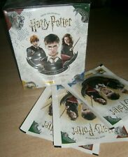 Panini Harry Potter From the Films Saga Stickers Collection: 10 25 50 packs Box