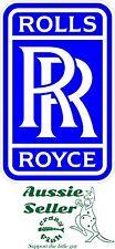 Rolls Royce Sticker 160 x 100 mm   BUY 2 & Receive 3