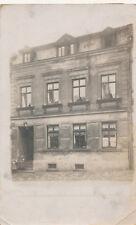 AK, Foto, Haus in Sachsen 1908 (G)19646