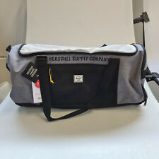 Herschel Tasche Reisetasache Sport- Fittnesstasche Sutton Carryall Grau Unisex
