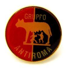 Pin Spilla Milan Gruppi Ultras - Gruppo Antiroma