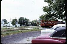 Westport Indiana Aug 1964 VINTAGE AGFACHROME Slide