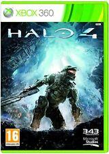 Xbox 360 Halo 4 Nuevo Precintado Pal España