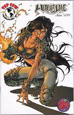 Witchblade # 100 Fantasic Realm Gold Foil Variant