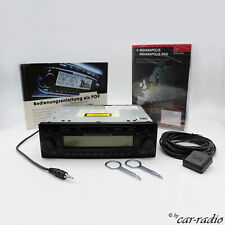 Becker Indianapolis BE7925 CD MP3 WMA Navigationssystem Komplettpaket AUX-IN Set