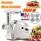 2800W Powerful Electric Meat Grinder Sausage Stuffer Maker   Kitchen Food Mincer photo