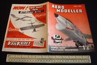 Vintage Aeromodeller Magazine (July 1959) Fox 15 Glow Motor. AM 0.49 Advert