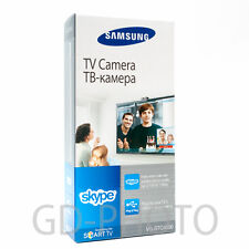 NEW Samsung TV Camera VG-STC4000 FullHD Webcam for SMART TV Fitness App, Control