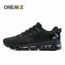 ONEMIX Sport Shoes Men Reflective Running Sneakers Women Air Cushion Trainers