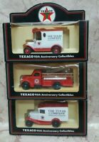 LLEDO DAYS GONE Texaco 95th Anniversary, Set Of 3 NRFB, Collectible Trucks NEW