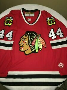 Aaron Downey Chicago Blackhawks Jersey NHL ECHL AHL Admirals Bruins Stars