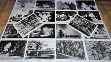 WIZARDS les sorciers de la guerre ! bakshi rare jeu 18 photos presse cinema 1976