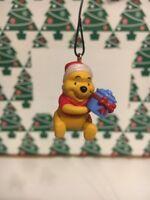 NAVIDAD DISNEY Hallmark RECUERDO Pooh Miel De Un Regalo Miniatura Ornamento