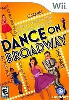Dance on Broadway (Nintendo Wii, 2010)
