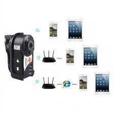Mini Wireless Network Wifi IP Camera Security Nanny Spy Hidden Night Vision Cam
