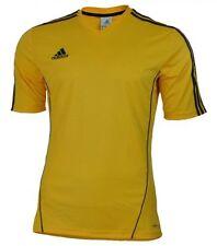 Abbiglimento sportivo da uomo adidas gialli in poliestere