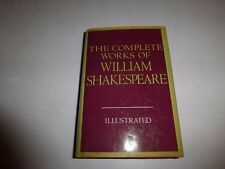 New listing The Complete Works Of William Shakespeare Illustrated,Avenel Hbdj 1975 B285
