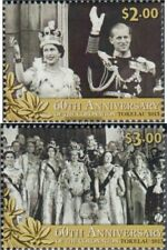 Tokelau 435-436 (complete issue) unmounted mint / never hinged 2013 Coronation E