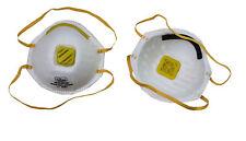 Atemschutz FFP1 Staubschutzmaske Schutzmaske Feinstaubmaske mit Ventil NEU