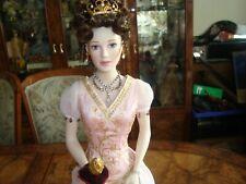 Doll porcelain, pop Franklin Mint, poupée , künstlerpuppe Sofia