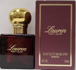 Lauren By Ralph Lauren - Eau De Toilette Spray - 2.0oz/59ml - Brand New In Box
