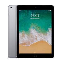"Apple CPO iPad 9.7"" 5th Gen 128gb w Case & Screen Protector, Excellent Condition"