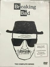 Breaking Bad: The Complete Series (DVD, 2016, 21-Disc Set)