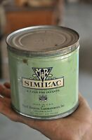 Vintage Similac Food For Infants Ad Litho Tin Box , USA