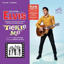 Elvis - Tickle Me FTD 305 2 LP LTD ED 180g Inc Bonus Card PRE ORDER JULY RELEASE