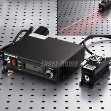 1W 655nm 660nm 1000mw Red Semiconductor Laser Dot Module+ TEC +TTL/Analog+ Power