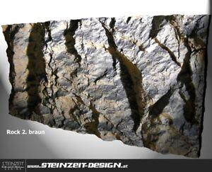 AQUARIUMRÜCKWAND .at  PROFI-3D Rock II. Aquarien Terrarien alle Größen SHOP-10%