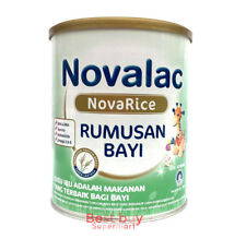 Novalac Novarice Milk 800G (For Cow Milk Allergy & Lactose Intolerant Babies)