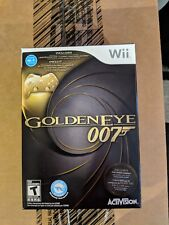 GoldenEye 007 Limited Edition Classic Controller Pro Gold, Nintendo Wii, 2010