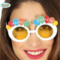 Happy Birthday Fancy Dress Glasses Novelty Birthday Glasses New fg