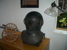 Brass Replica Siebe Deane 1829 Open Dress Diving Helmet