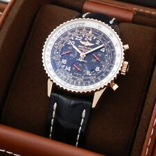 Breitling Navitimer Cosmonaute RB0210B5/BC19 Complete Limited Edition 18K Rose