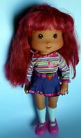 "TCFC 2006 Playmates Toy Strawberry Shortcake Doll 15"" Toy Scented"