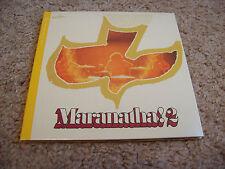 Maranatha! 2 Cd - Erick Nelson Debby Kerner Bruce Herring Jesus Music 1972
