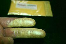 100g Yellow Green Flip Pearl Pigment Auto Custom Paint Nail Art Plastidip H O K