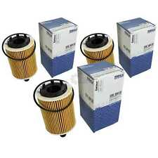 3x MAHLE / KNECHT Ölfilter OX 188D Öl Filter Oil