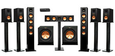 Klipsch RP-HD Wireless 7.2 Home Theater System
