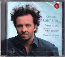 Christian Gerhaher: Schumann canzoni CERCHIO canzoni op.39 op.40 NUOVO MALINCONIA CD