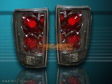 95-04 CHEVY S10 BLAZER JIMMY TAIL LIGHTS SMOKE 03 02 01