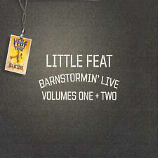 Barnstormin' Live [Box Set] by Little Feat (CD, Mar-2006, 2 Discs, Hot Tomato Re