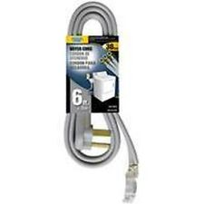 NEW POWER ZONE 4560504 DRYER CORD 6 FOOT GRAY 10/3 SRDT 30 AMP 3 PRONG SALE