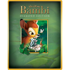 Bambi Future Shop Exclusive STEELBOOK/IRONPACK