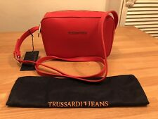 TRUSSARDI JEANS Linea Levanto Crossbody Bag! New! Only £89,90!!!