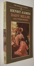 DAISY MILLER AND OTHER STORIES - HENRY JAMES - EN INGLES
