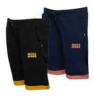 Boys Jack And Jones Stylish Loopback Sweat Shorts Sizes Age from 7 to 16 Yrs
